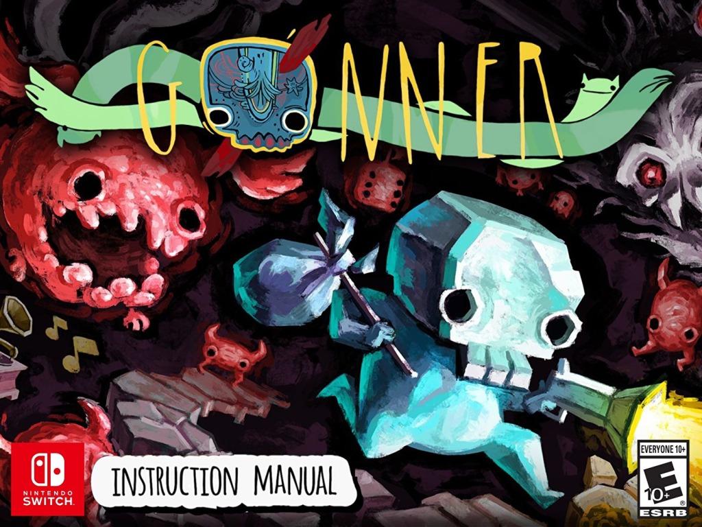 GoNNER Manual