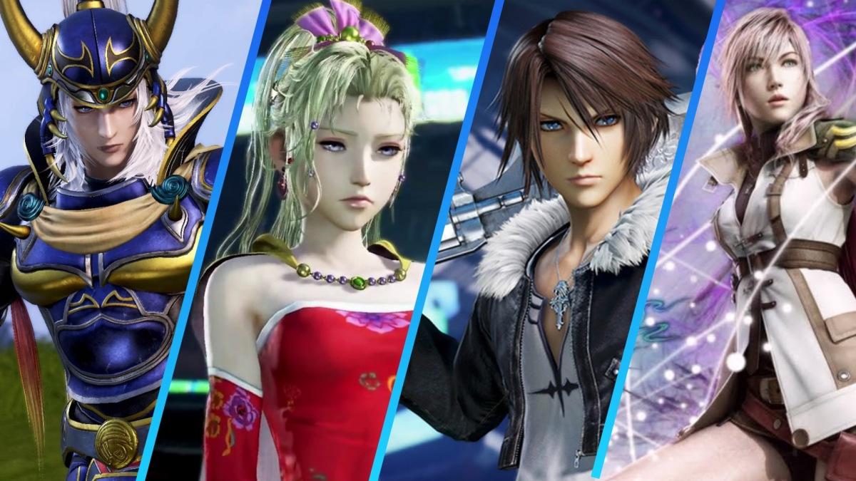 Final Fantasy Franchise